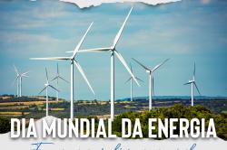 Card 28.05.2021 - Dia Mundial da Energia