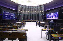 Sessão que analisou a proposta do deputado Rodrigo de Castro